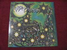 FORCA MACABRA Aqui E O Inferno LP Finland Detestation Wolfpack Sepultura