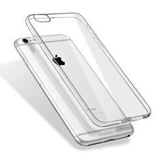 Silikon Tasche Transparent 0,3mm dünn Hülle für Apple iPhone 6s 6 Case TPU Cover