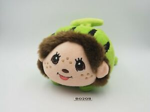 "Monchhichi B0208 Phone remote Stand NO TUSHTAG Plush 6"" Stuffed Toy Doll Japan"
