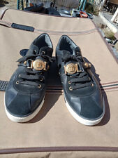 VERSACE MEDUSA BOAT SHOES LOAFERS SIZE 43.5
