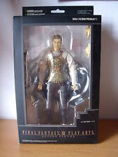 FIGURA BALTHIER FINAL FANTASY XII PLAY  ARTS -20 cm- NUEVA - OFICIAL -NEW FIGURE