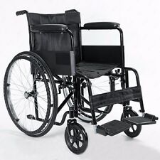 klappbarer tragbarer Faltrollstuhl Selbst Propel faltbar Rollstuhl flexibel