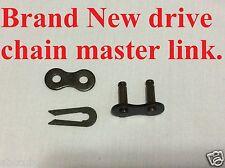 Honda ct70 z50 c50 c70c100 cl70 s65 sl70 crf50 70 ss50 drive chain master link