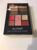 Almay The Complete Look Makeup For Eyes, Lips, & Cheeks! 100 Light/Medium!