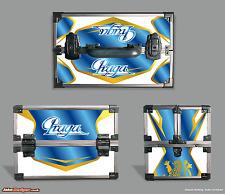 2015 PRAGA Cassetta Degli Attrezzi Adesivo Kit-per adattarsi Maplin Cassetta degli attrezzi-vedere il nostro negozio-Kart