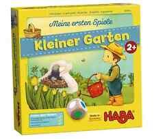 HABA Mi primer juego Pequeño Jardín 300955 a partir de 2 años dados color