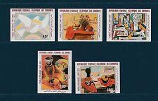 Comores république  peintre Picasso   1981   poste aérienne ND  **