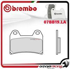 Brembo LA - fritté avant plaquettes frein MZ Muz 1000S 01>02
