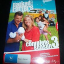 Packed To The Rafters Season 3 Complete (Australia Region 2 & 4) DVD - New