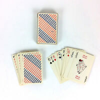 American Airlines Playing Swap Cards Full Deck + Jokers Vintage Worn Box