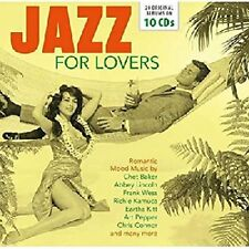 Jazz For Lovers [CD]