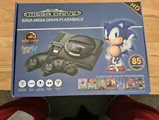 sega mega drive mini retro console with 85 built in games