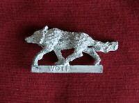 Games Workshop - Citadel Miniatures - C21 Goblin Wolf Riders - Wolf D Unpainted