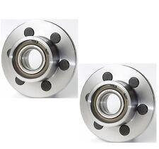 Pair Set of 2 Front Moog Wheel Bearing Hub Kit for Dakota Durango RWD 2Wheel ABS