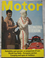 Motor magazine 2/5/1970 featuring Skoda S100L, Reliant Scimitar GTE road test