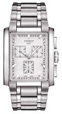 Tissot T0617171103100 TXL Quartz Chronograph, Silver Dial Men's Watch - NEW