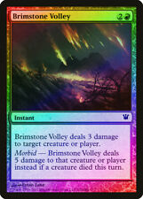 Brimstone Volley FOIL Innistrad PLD Red Common MAGIC GATHERING CARD ABUGames