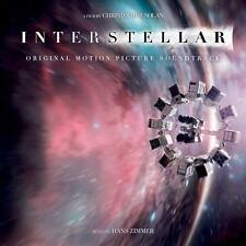 INTERSTELLARE-Hans Zimmer COLONNA SONORA 2x 180 G VINILE LP in Stock Nuovi/Sigillati