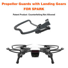Propellers Guards+Extend Landing Legs Gear Kit Protection for DJI SPARK Drone RC