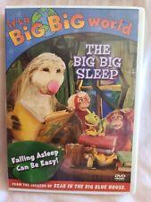 Shelf00F Dvd ~ It's a big big world - the big big sleep
