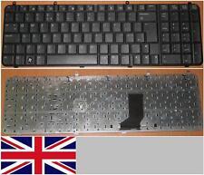 QWERTY KEYBOARD UK HP DV9000 series AT5A AEAT5E00210 9J.N8982.10U black