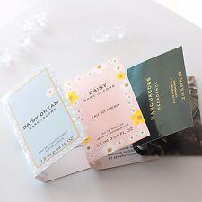 3 Marc Jacobs Samples ❤️ Daisy Eau So Fresh Dream & Decadence Women Perfume Lot
