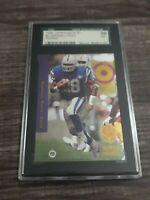 1994 Sp Foil #3 Marshall Faulk RC Rookie Colts sgc 96 mint