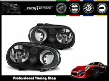 FARI ANTERIORI HEADLIGHTS LPVW34 VW GOLF IV 1997 1998 1999 2000 2001 2002 2003