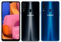 NEW SAMSUNG Galaxy A20s -  A20S 3GB RAM 32GB Dual SIM Smartphone TRIPPLE CAMERA