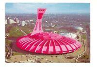 ENERGIZER RABBIT, PINK OLYMPIC STADIUM, MONTREAL, QUEBEC, CANADA CHROME POSTCARD
