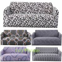 Fashion 1PC Elastic Sofa Cover All-inclusive Couch Chair Slipcovers 1234-Seater
