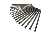 """Chevy GM V8 Small Block 262 - 400 Push Rods Pushrods Set of 16 7.794"""" Non Roller"""