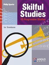 Skilful Studies for Trombone- Same Day P+P