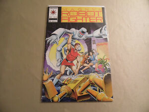 Magnus Robot Fighter #18 (Valiant 1992) Free Domestic Shipping