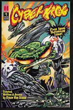 CYBERFROG #1 (1992 HARRIS) VHTF NM