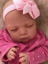 Reborn Lotty Lifelike Newborn Fake Baby Girl Beautiful Child Friendly CE Tested