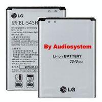 Batteria 2540Mah ORIGINALE IONI DI LITIO per LG G3S G3 MINI D722 D725 L90 D405