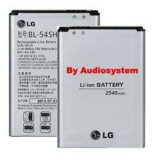BATTERIA 2540Mah ORIGINALE per LG OPTIMUS L BELLO D331 L80 L90 D405 D373 BL-54SH