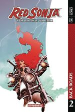 RED SONJA: WORLDS AWAY VOL #2 TPB Collecting Dynamite Comic Issues #7-11 TP