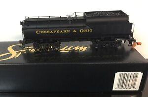 HO Bachmann C&O Chesapeake & Ohio long Vanderbilt Tender New Old Stock