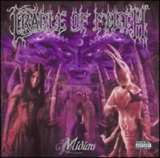Cradle of Filth, Paradise Lost - Midian [New CD]