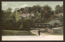 Hampshire. New Forest. Miss Braddon's Home at Bank. F.G.O.Stuart Postcard No 799