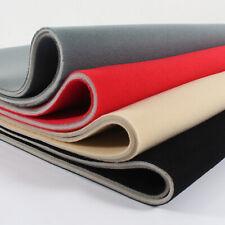 Headliner Fabric Material Backed Foam Car Upholstery Roof Liner Replace Repair
