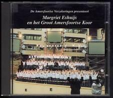 MARGRIET ESHUIJS & KOOR PROMO CD Het Stille Paleis  MAARTEN PETERS LUCIFER