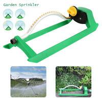 3-Arm 360° Rasensprenger drehbar Garten Sprinkler Impulsregner Kreisregner DE