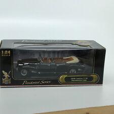 1938 Cadillac V-16 Presidential Limousine ROAD SIGNATURE Diecast 1:24 Scale