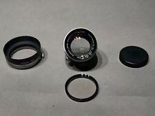 Canon 50mm f1.4 LTM L39 Leica Screw Mount Rangefinder Lens