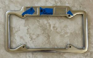 California YOM License Plate Frame Defects 1956-Current DMV Month Year Stickers