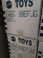 NEW Hot Wheels 2020 C4982-EFJG  Factory Sealed Case of 72 Cars RARE