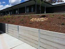 Retaining wall Concrete Sleepers